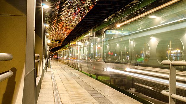 Die Innotrans öffnet von 23. bis 26. September 2014 ihre Pforten.