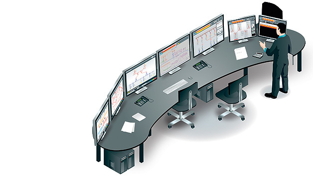 Die Software-Systeme »zenon« und »straton« von COPA-DATA unterstützen Systemintegratoren bei der Umsetzung von Bahn- und Infrastrukturprojekten.