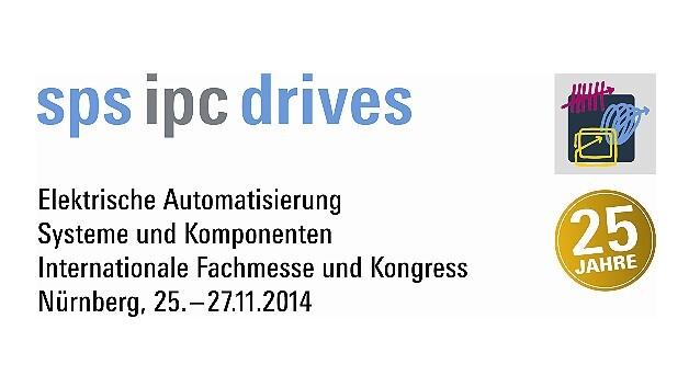 Das Logo der SPS IPC Drives 2014