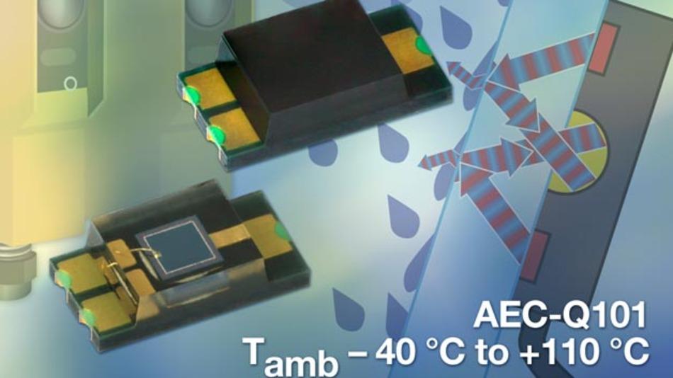 Die Fotodioden VEMD6010X01 und VEMD6110X01 von Vishay.