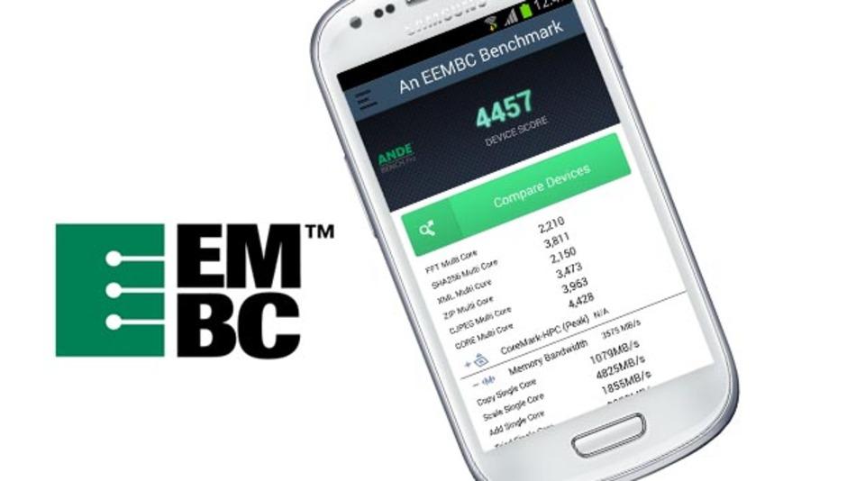 Der AndEBench misst die Leistung von Android-Geräten.