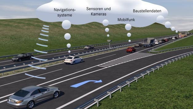 Um Connected Cars voranzutreiben kooperiert Hitachi Data Systems mit Clarion.