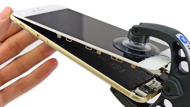 Apples iPhone 6 Plus geknackt