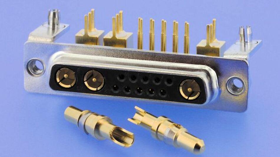 Kombinations-Steckverbinder