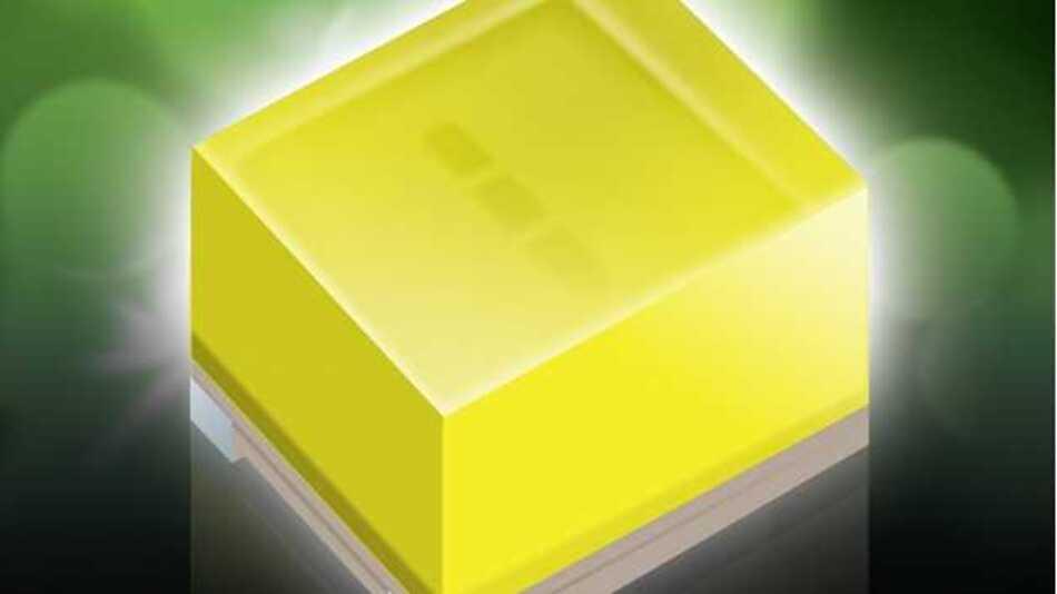 Mit der neuen Flip Chip Hi Power LED der Serie SYXEM® Micro-08 bietet CONTOC eine sehr kleine, äußerst leistungsstarke und effiziente LED an.