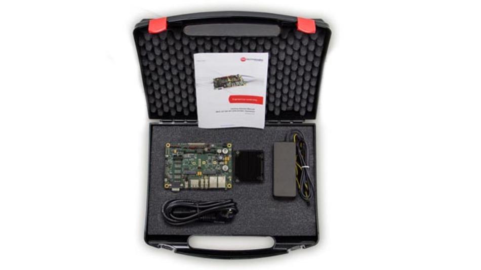Starterkit für den Qseven-Standard 2.0 mit Intel-Atom-Prozessor E3800