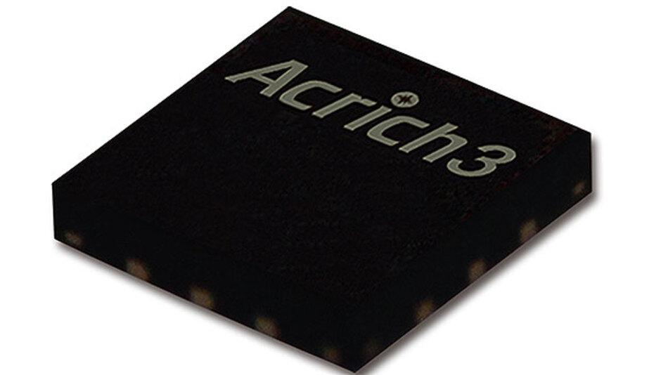 Bild 1. Acrich3-Treiber-ICs erleichtern die Integration digitaler Chips auf demselben Board.