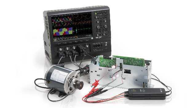 Das HDO8000-Mixed-Signal-Oszilloskop mit der neuen Motor Drive Power Analyzer Software vereint die numerischen Berechnungen eines Power Analyzers mit den Eigenschaften eines MSOs für die Fehlersuche und Überprüfung. Damit können Anwender künftig alle Aspekte des Antriebssystems mit nur einem einzigen Gerät überprüfen.