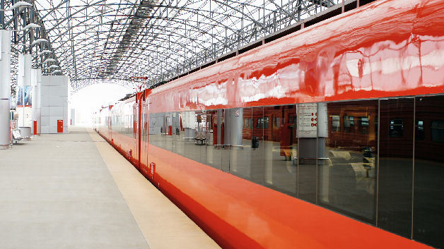 Flüssigkeitskühlkörper kommen bei Leistungselektronik-Applikationen für die Bahntechnik zum Einsatz