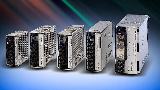 TDK-Lambda bietet in seiner Netzteil-Reihe RWS-B fünf Leistungsklassen zwischen 50 und 600W am Einzelausgang mit Ausgangsspannungen zwischen 5 und 48VDC an.