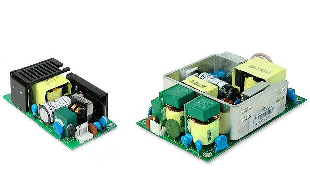 CUI hat seine VOF-Serie um Open-Frame-AC/DC-Netzteile mit 100, 120 und 150 W Ausgangsleistung. Im Vergleich zu den Vorgängermodellen bieten die Neulinge höhere Wirkungsgrade