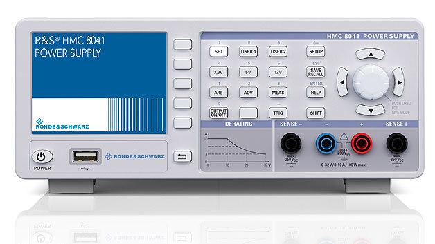 Die Netzgerät-Serie HMC804x der Rohde&Schwarz-Tochter Hameg bietet zusätzliche Funktionen wie Tracking, Sequencing und FuseLink und kostet dabei unter 1000Euro.