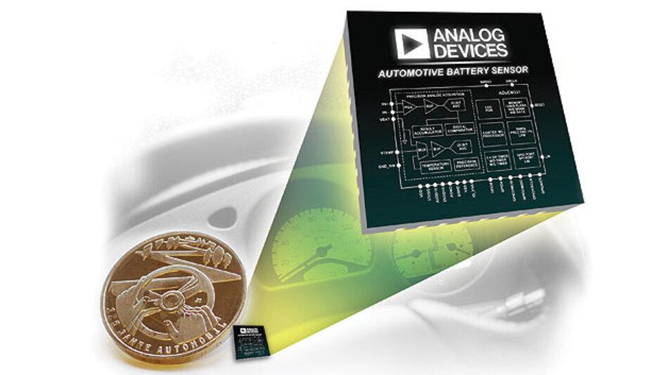 Hauptaufgabe intelligenter Batteriesensoren ist der zuverlässige Betrieb von Start-Stopp-Systemen