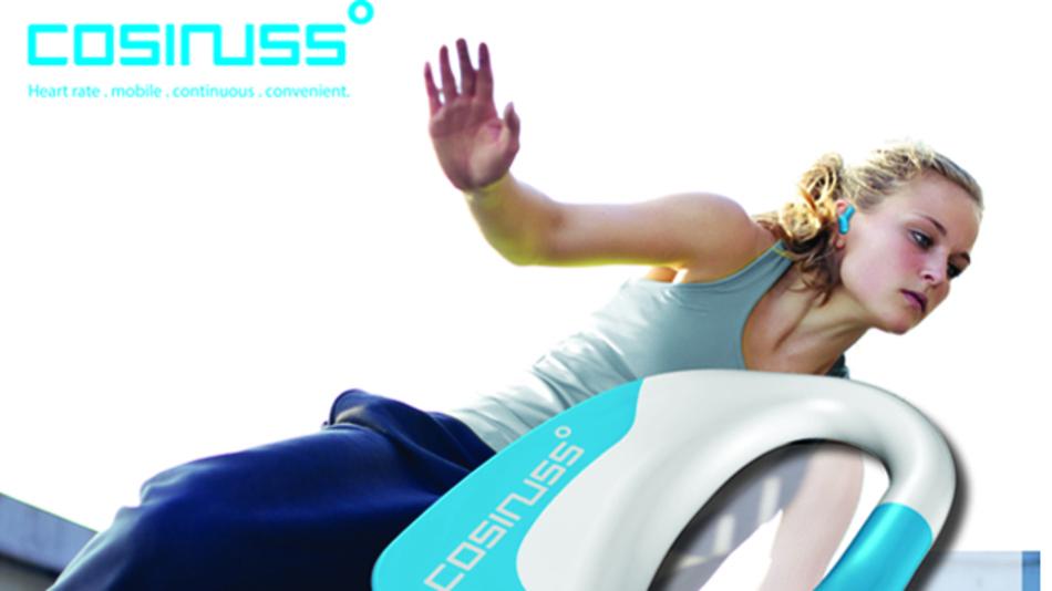 Aktuell hat Rutronik mit dem noch jungen Unternehmen cosinuss einen Sensor  entwickelt, der den Brustgurt  als Pulsmesser ersetzt.