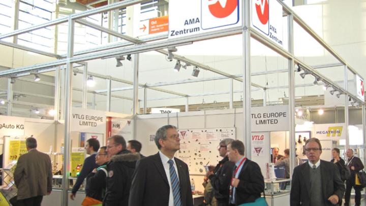 Der AMA Verband präsentiert sich auf der electronica erneut als Kompetenzzentrum für Sensorik und Messtechnik.