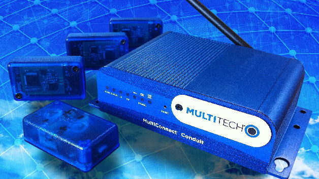 MultiConnect Conduit IoT-Plattform
