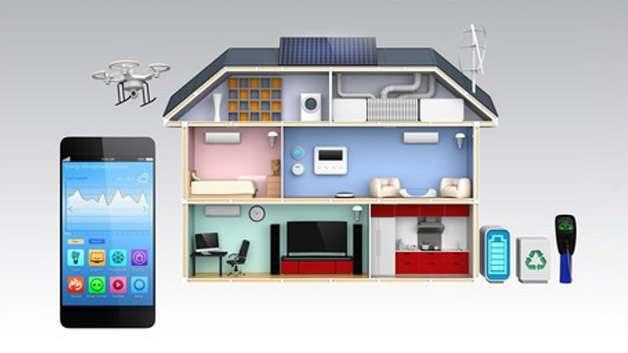 schritt f r schritt zum vernetzten haus bitkom consumer wollen das smart home elektroboerse. Black Bedroom Furniture Sets. Home Design Ideas
