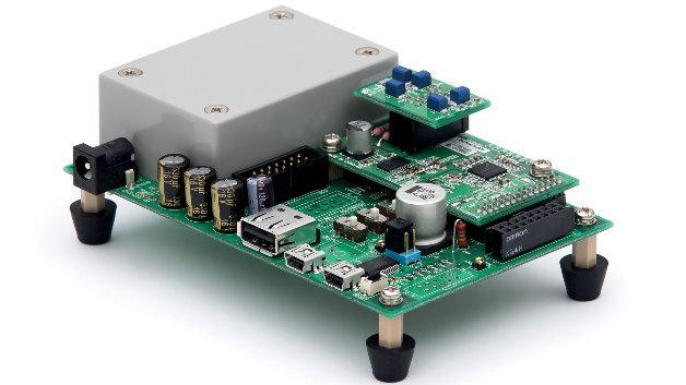 Renesas bietet vom SoC bis zu hin zu einem Evaluierungs-Kit seine neue OFDM-Powerline-Technologie an.