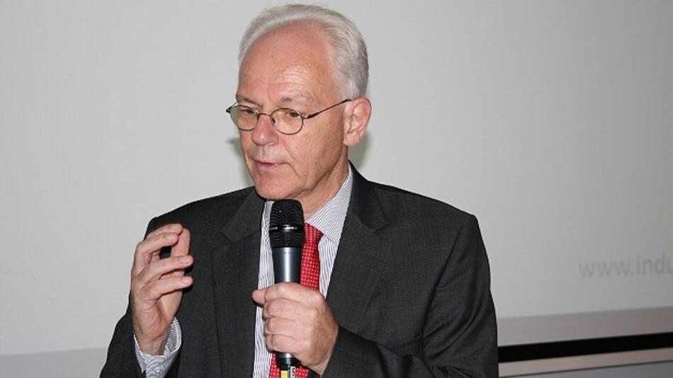 Klaus-Dieter Walter, SSV Software Systems: »'SARA Connect' orientiert sich vollständig am Architekturmodell des IoT.«