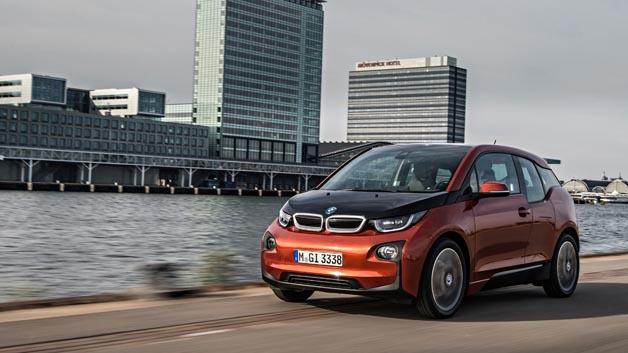Ist der BMWi3 das beliebteste Elektroauto der Deutschen?