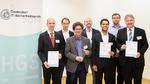 Die Sieger des 5. Deutschen IT-Sicherheitspreises