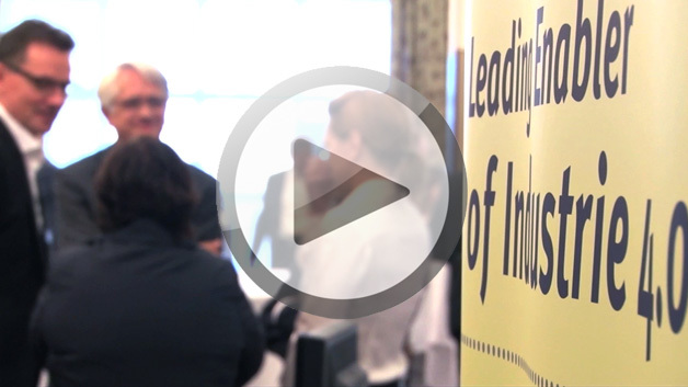Video zum Industrie 4.0 Summit 2014