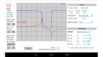 Analyse-App für Auswahl von Schwingquarzen