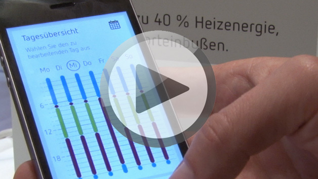 Handy-App auf dem Smart Home & Metering Summit 2014
