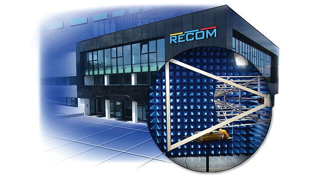 Spezialisierte Messlabors schaffen Abhilfe bei Störausstrahlung.