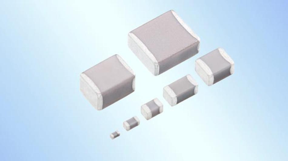Die Kondensatorfamilie CGA von TDK.