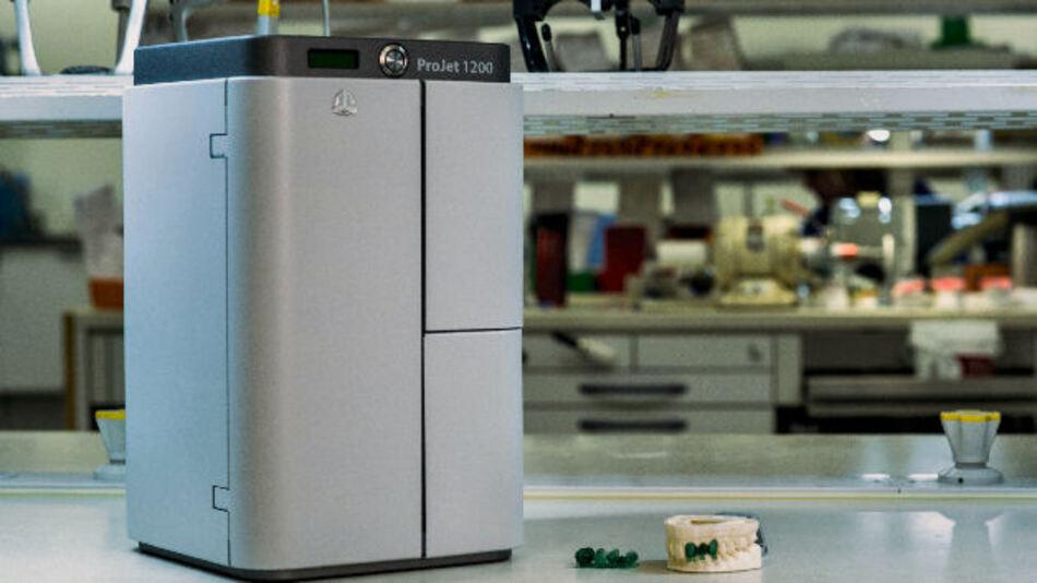 ProJet 1200 micro-SLA von 3D Systems