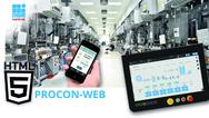 HMI Lösung Procon Web von GTI control