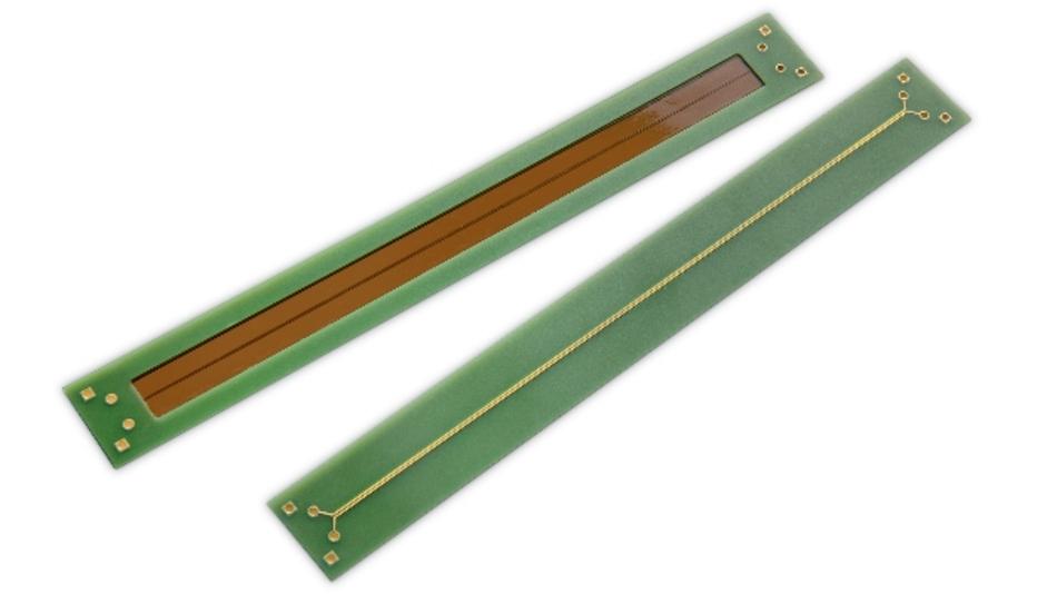 Eine neue Software von Würth Elektronik (Halle A2, Stand 602) ermöglicht die separate Berechnung der Impedanzwerte von Starr- und Flexbereich einer Starrflex-Platine in einem Schritt. Die Ergebnisse aller berechneten Impedanzmodelle, samt der zugrunde gelegten Design- und Materialparameter, werden übersichtlich aufgezeigt – sehr nützlich für die Projektdokumentation und als Bestandteil der Leiterplattenspezifikation bei der Bestellung. Speziell von Würth Elektronik entwickelte starrflex-spezifische Mess-Coupons werden in den Fertigungspanel bzw. Liefernutzen integriert, die Impedanz wird dann vor der Auslieferung gemessen und protokolliert.