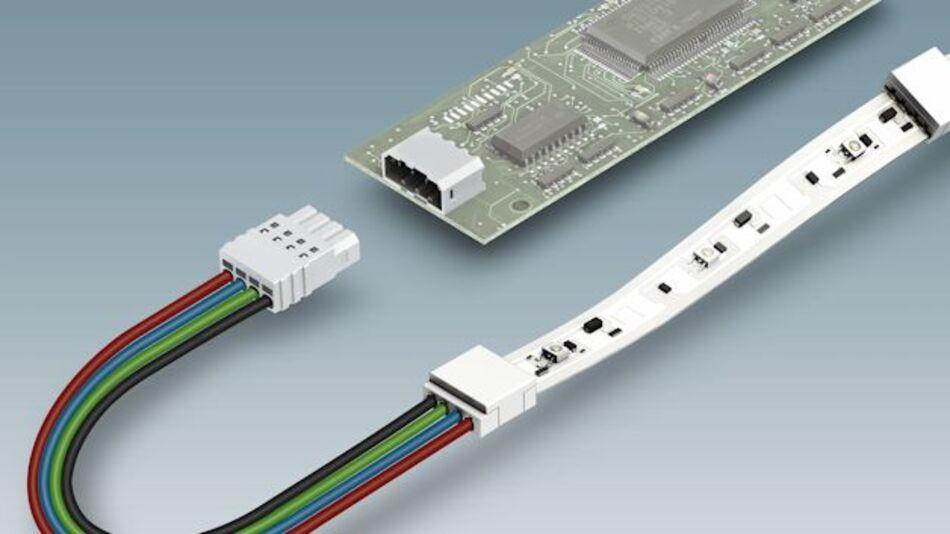Hier wird eine FR-4-Leiterplatte mit einer flexiblen Leiterplatte verbunden