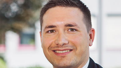 Cristoph Trappl, Manager International Applications bei B&R