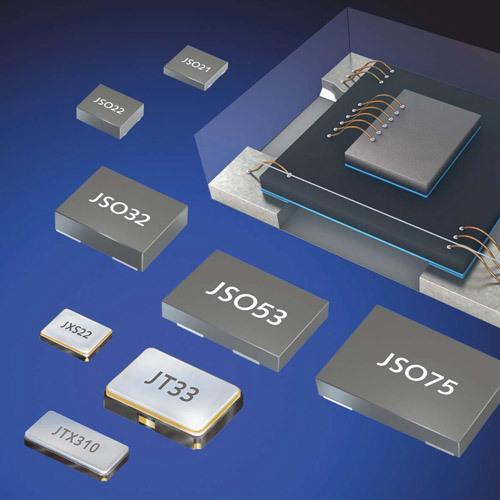 Jauch Quartz bietet MEMS-Oszillatoren von SiTime.