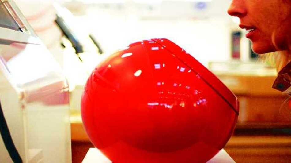 Messebesucher können die Honeywell-Sensoren live im Spiel erleben