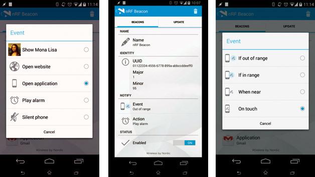Die Beacon-Technologie eine sinnvolle Ergänzung zu anderen Drahtlos-Technologien wie NFC, WiFi und GPS mit zahllosen neuen Applikationsmöglichkeiten.