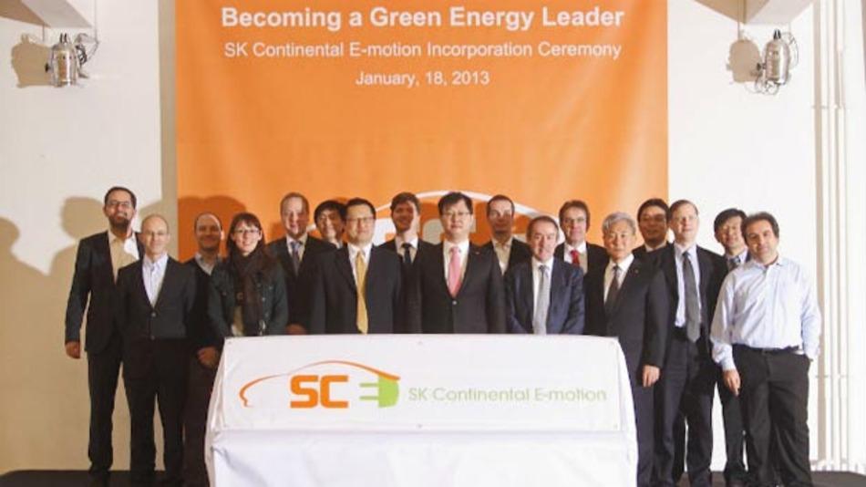 Gescheiterter Führungsanspruch im Bereich Grüne Energien: SK Continental gibt auf.