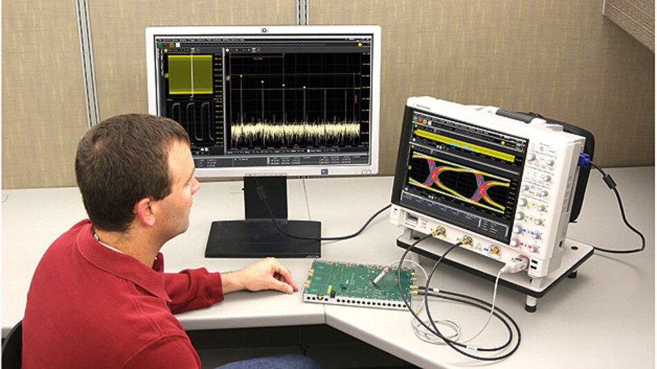 Signalmessungen mit High-Speed-Digitalkommunikation