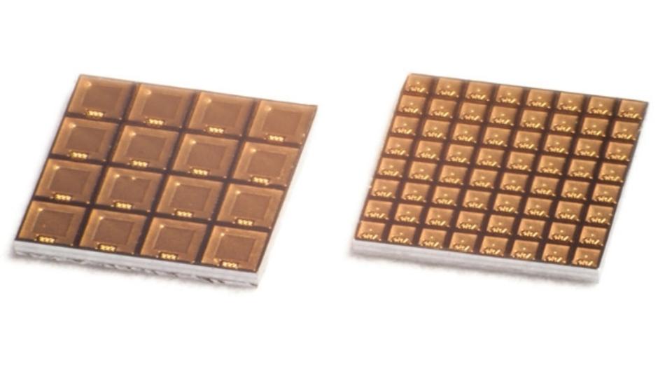 Neben der direkten Integration in Chipgehäuse (System in Package) eignet sich der Kondensator für die Implementierung in High-End-Leiterplatten.