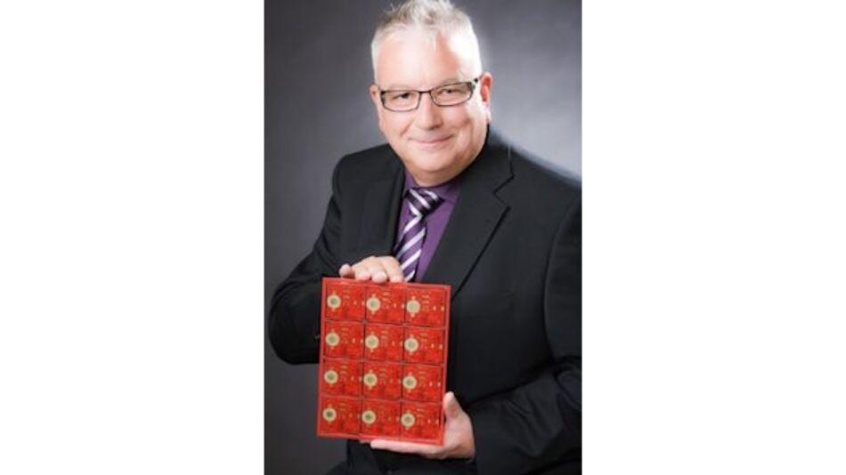 Peter Basista, Geschäftsführer der Basista Leiterplatten GmbH