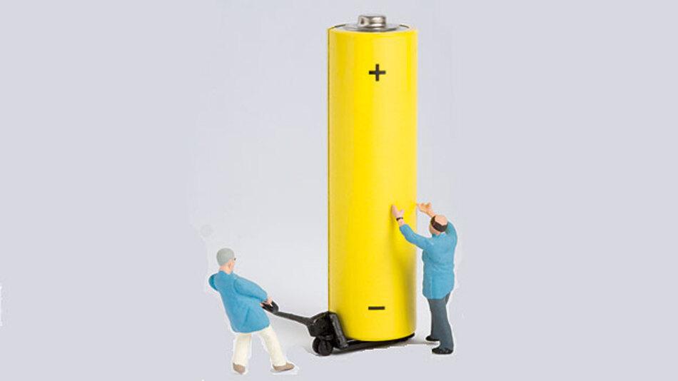 Lithium-Batterien bei unsachgemäßer Behandlung verursachen Brand