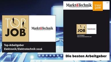 Top Job Elektronik Markt&Technik