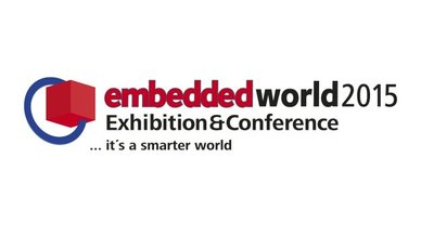 embedded world 2015 Logo