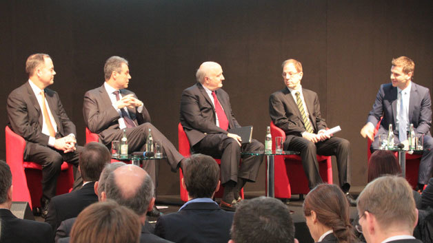CEO-Roundtable zum Internet of Things