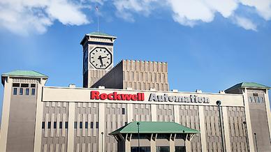 Headquarter von Rockwell Automation in Milwaukee, Wisconsin
