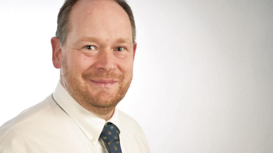 Volker Goller, Innovasic: »Langfristig geht an Ethernet kein Weg vorbei.«