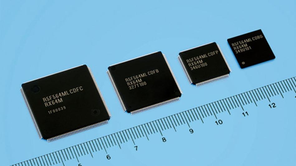 Renesas und Port zeigen eine effiziente Multiprotokoll-Lösung für die 32-Bit-Mikrocontroller der Serie RX64M.