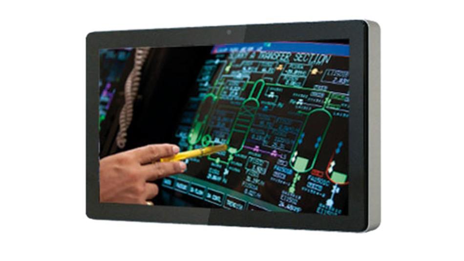 4-Zoll-Industriemonitor ToPC-240E von Industrial Computer Source
